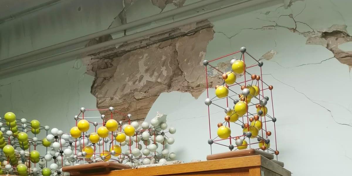 Razorni potres ponovno ostavlja tragove na zgradi muzeja, potpisan ugovor o dodjeli bespovratnih sredstava europskih fondova i Grada Zagreba