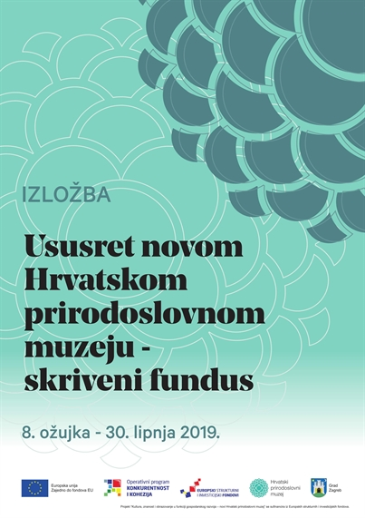 Izložba 'Ususret novom Hrvatskom prirodoslovnom muzeju – skriveni fundus'