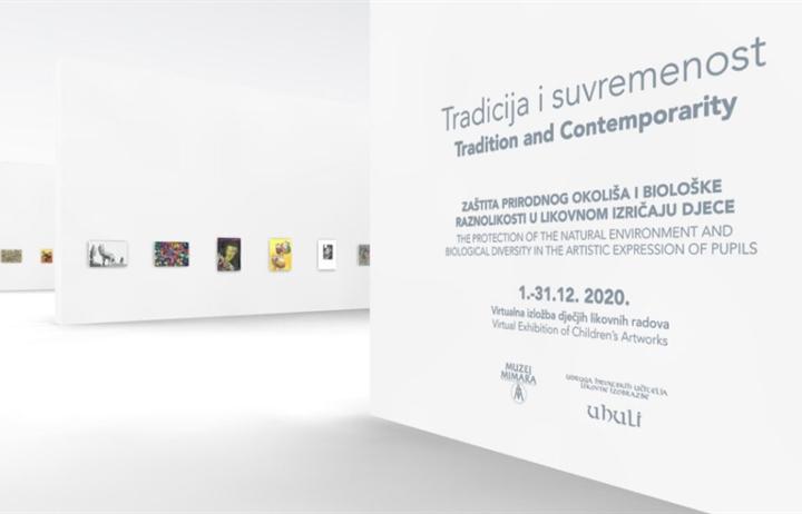 Virtualna izložba Tradicija i suvremenost, 2020.