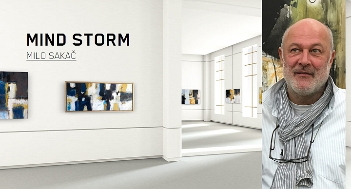 Milo Sakač - virtualna izložba u Muzeju Mimara