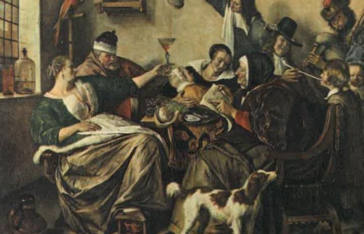 Razglednice u Muzeju Mimara